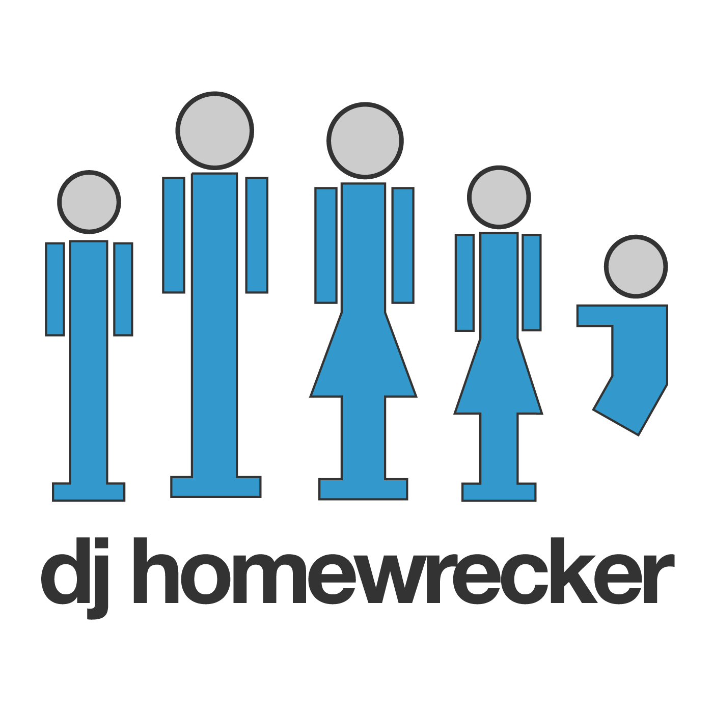 Podwrecker - The DJ Homewrecker Podcast